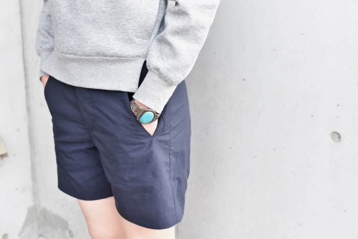 DAILY WORDROBE INDUSTRY ・・・ FUNCTION SHORTS・其の②_d0152280_13385821.jpg