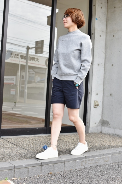 DAILY WORDROBE INDUSTRY ・・・ FUNCTION SHORTS・其の②_d0152280_13401863.jpg