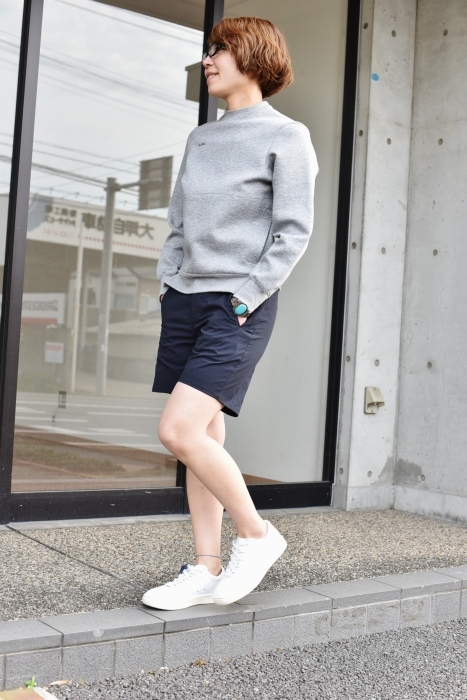 DAILY WORDROBE INDUSTRY ・・・ FUNCTION SHORTS・其の②_d0152280_13404008.jpg