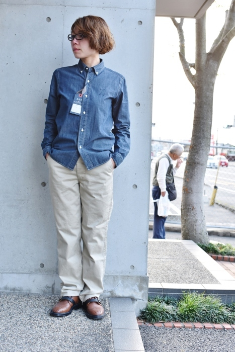 DAILY WORDROBE INDUSTRY ・・・ FUNCTION SHORTS・其の②_d0152280_13523538.jpg