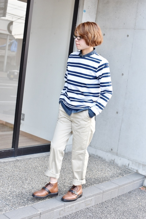 DAILY WORDROBE INDUSTRY ・・・ FUNCTION SHORTS・其の②_d0152280_13530148.jpg