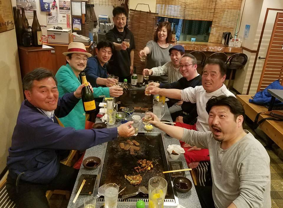 新極真会の理事会出席のため東京へ。_c0186691_15261366.jpg