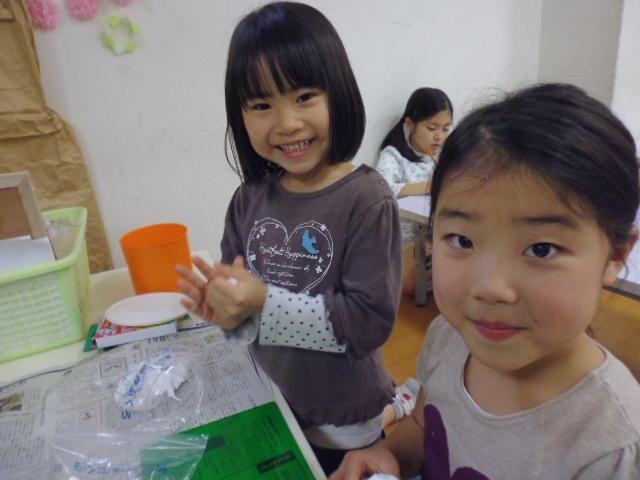 【工作教室】低学年『マグネット紙粘土』 中高学年『ジオラマ』制作_f0225094_00042842.jpg