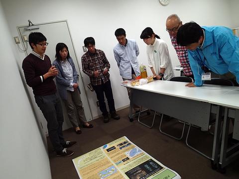 ウミウシカフェin大阪、開催しました!_c0193735_1434364.jpg