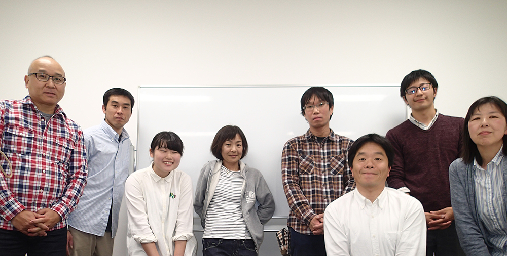 ウミウシカフェin大阪、開催しました!_c0193735_14345177.jpg