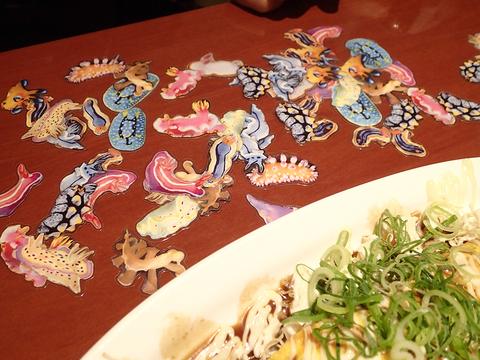 ウミウシカフェin大阪、開催しました!_c0193735_14363716.jpg