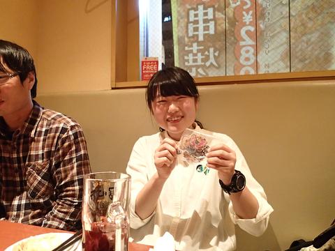 ウミウシカフェin大阪、開催しました!_c0193735_14374241.jpg