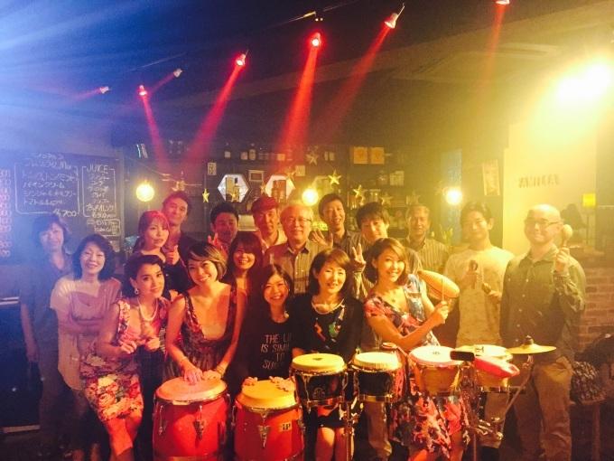 福岡・春のキューバ音楽ワークショップ最終日です_a0103940_11305852.jpg