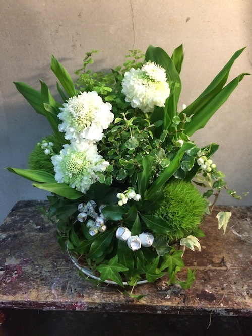 お花の教室(スズラン*アジアンタム)_f0324766_18033466.jpg