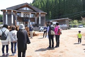 阿蘇小国町へ森林ツアーに行ってきました♪_b0112371_16522518.jpg