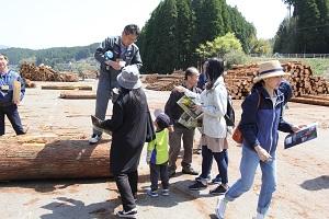 阿蘇小国町へ森林ツアーに行ってきました♪_b0112371_1656257.jpg