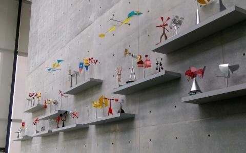 ◆『新宮晋の宇宙船』・・・兵庫県立美術館「美術館の日」_e0154682_22240463.jpg