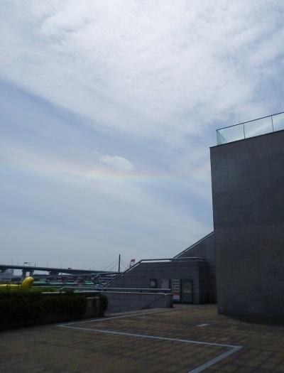 ◆『新宮晋の宇宙船』・・・兵庫県立美術館「美術館の日」_e0154682_22363035.jpg