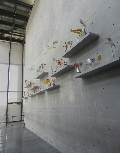 ◆『新宮晋の宇宙船』・・・兵庫県立美術館「美術館の日」_e0154682_22385289.jpg