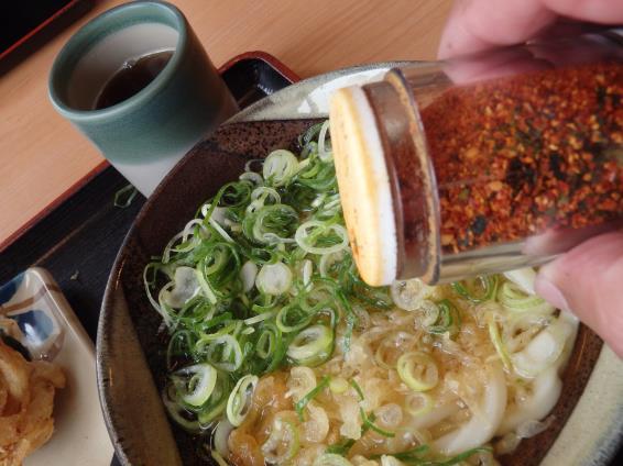 讃岐製麺        箕面半町店_c0118393_9443594.jpg