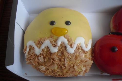 Krispy Kreme Doughnuts(クリスピー・クリーム・ドーナツ) 『キャラメルクリスピーイースター etc.』_a0326295_16382114.jpg