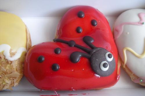 Krispy Kreme Doughnuts(クリスピー・クリーム・ドーナツ) 『キャラメルクリスピーイースター etc.』_a0326295_16383229.jpg