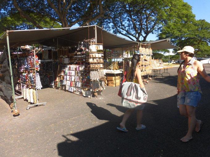 2017正月ハワイ~アロハスアタジアム スワップミートでお買い物~_f0011498_12283167.jpg