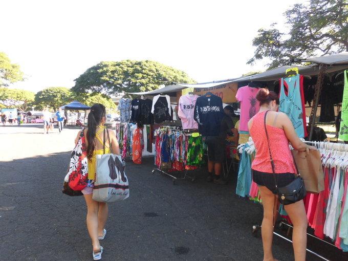 2017正月ハワイ~アロハスアタジアム スワップミートでお買い物~_f0011498_12283857.jpg
