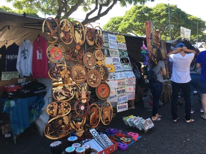 2017正月ハワイ~アロハスアタジアム スワップミートでお買い物~_f0011498_12294383.jpg