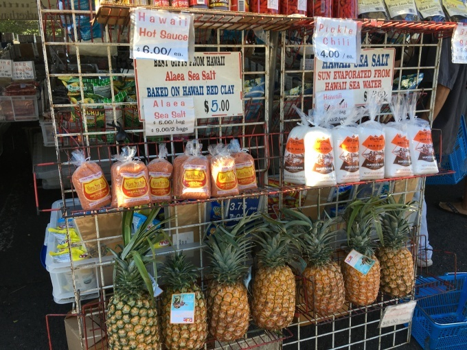 2017正月ハワイ~アロハスアタジアム スワップミートでお買い物~_f0011498_12311495.jpg