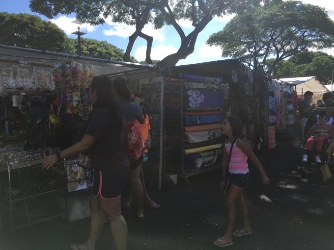 2017正月ハワイ~アロハスアタジアム スワップミートでお買い物~_f0011498_14274506.jpg