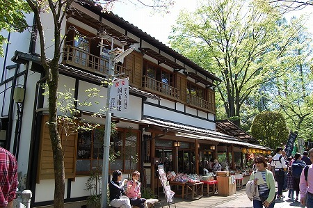 東京・武蔵野散策バスツアー!_d0050503_06514516.jpg