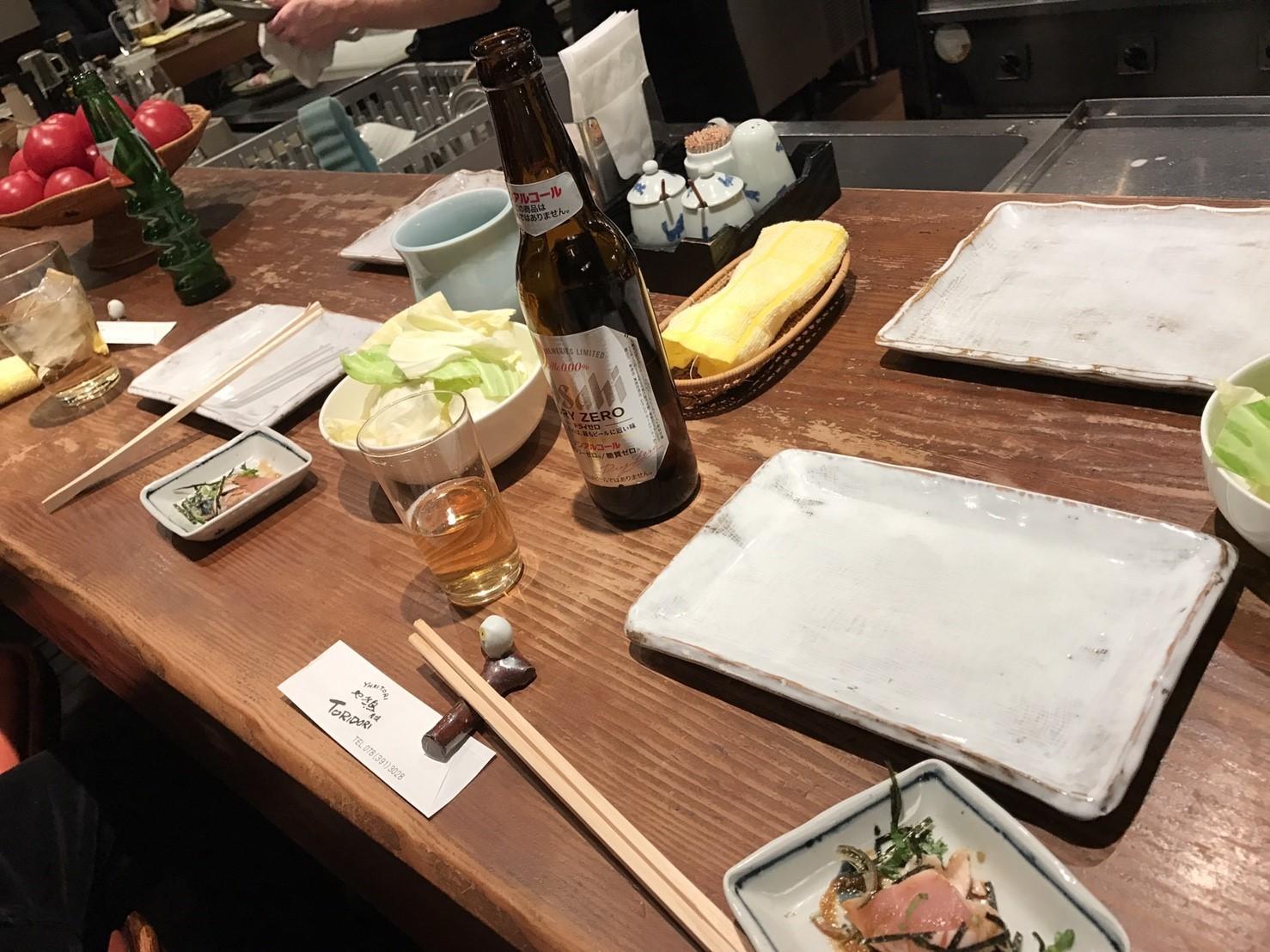 神戸・いきなりステーキ・串焼焼鳥TORIDORI 神戸三宮_e0115904_04171714.jpg