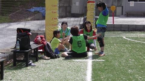 ゆるUNO 4/22(土) at UNOフットボールファーム_a0059812_18100041.jpg