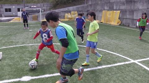 ゆるUNO 4/22(土) at UNOフットボールファーム_a0059812_18115772.jpg