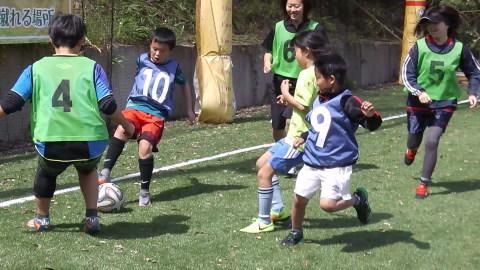 ゆるUNO 4/22(土) at UNOフットボールファーム_a0059812_18124537.jpg