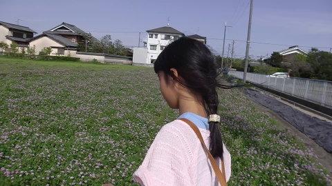 4/22(土) 三島江 菜の花 & レンゲ畑 散策〜_a0059812_22244361.jpg