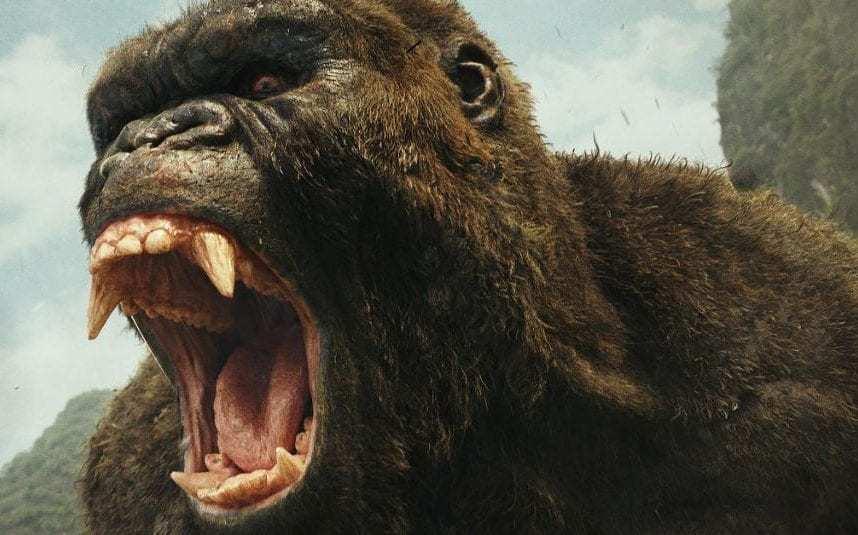 キングコング 髑髏島の巨神 (ジョーダン・ヴォート=ロバーツ監督 / 原題 : Kong : Skull Island)_e0345320_23235929.jpg