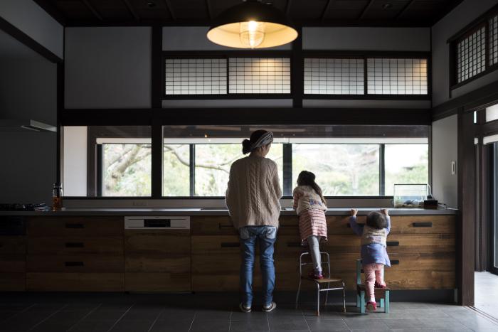 木質空間大賞 トウグチヤスコアトリエ 山野の家 #2017.4_e0037548_17062173.jpg