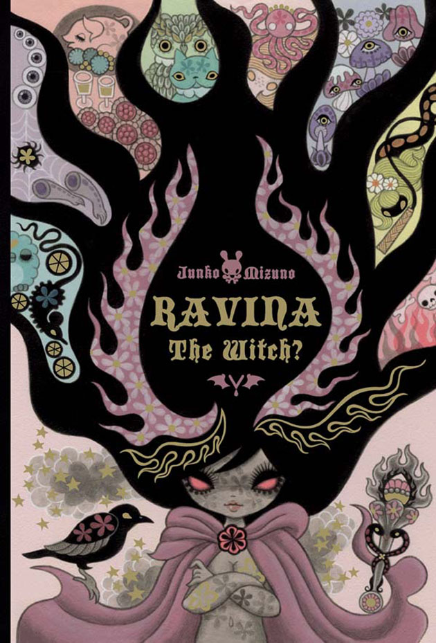 RAVINA THE WITCH? ENGLISH EDITION_f0126666_11104995.jpg