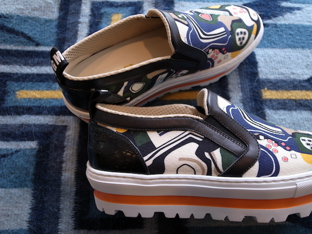 MSGM GRAPHIC SLIPON SNEAKER_f0111683_14065239.jpg