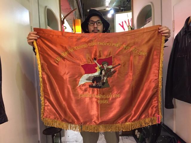 4月26日(水)大阪店ヴィンテージウェア&服飾雑貨入荷!!#2 U.S.Military Part2 VietnamCommunistFlag&神風!!_c0078587_0321770.jpg