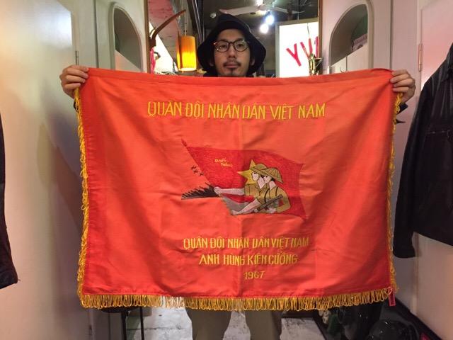 4月26日(水)大阪店ヴィンテージウェア&服飾雑貨入荷!!#2 U.S.Military Part2 VietnamCommunistFlag&神風!!_c0078587_034529.jpg