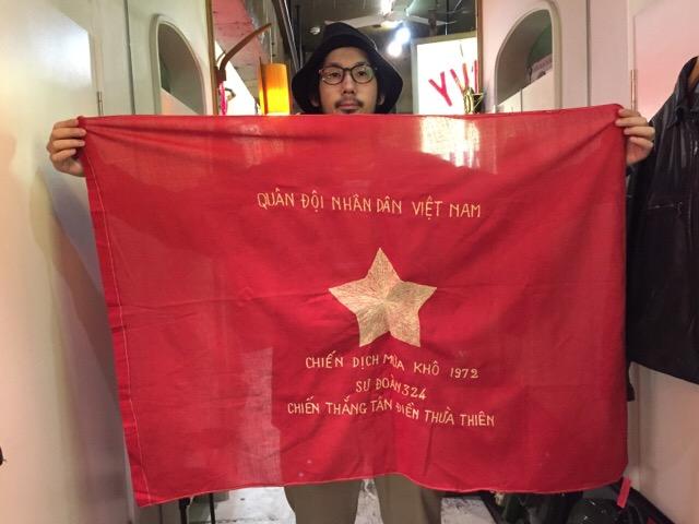 4月26日(水)大阪店ヴィンテージウェア&服飾雑貨入荷!!#2 U.S.Military Part2 VietnamCommunistFlag&神風!!_c0078587_0383532.jpg
