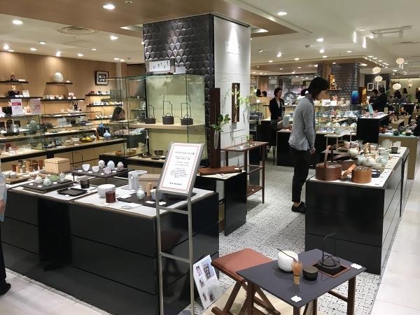 横浜高島屋「はれのお茶 つねのお茶 心やすらぐお茶のひととき」展、行ってきました_d0025294_18502822.jpg