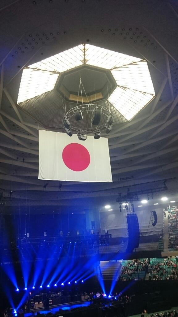 4/25 日本武道館到着_b0042308_18345226.jpg