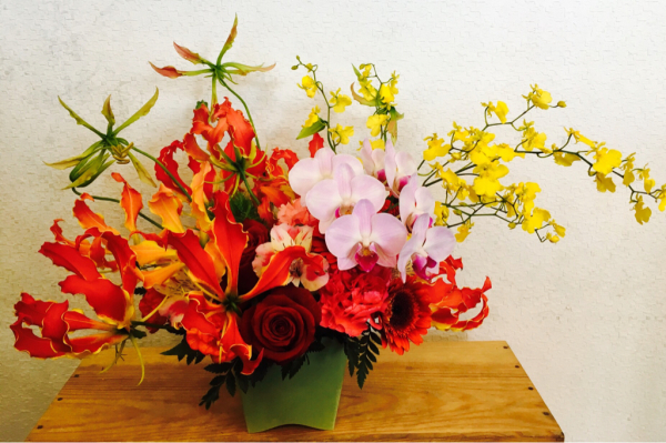 ダンススタジオ開校のお祝い✨_a0300110_12043550.jpg