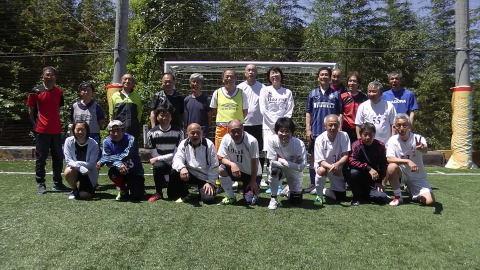 4/23(日) 第4回シニアフットサル at UNOフットボールファーム_a0059812_10412636.jpg
