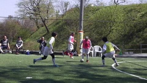 4/23(日) 第4回シニアフットサル at UNOフットボールファーム_a0059812_10421816.jpg