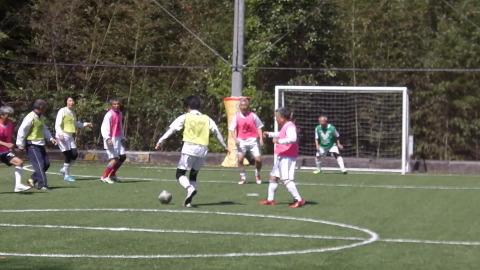 4/23(日) 第4回シニアフットサル at UNOフットボールファーム_a0059812_10422602.jpg