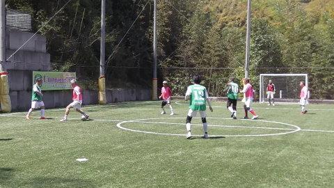 4/23(日) 第4回シニアフットサル at UNOフットボールファーム_a0059812_10430557.jpg