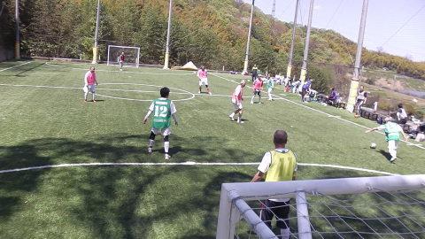 4/23(日) 第4回シニアフットサル at UNOフットボールファーム_a0059812_10435196.jpg