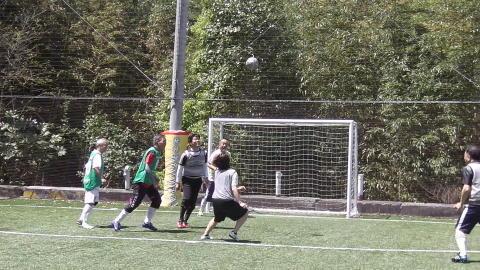 4/23(日) 第4回シニアフットサル at UNOフットボールファーム_a0059812_10460672.jpg