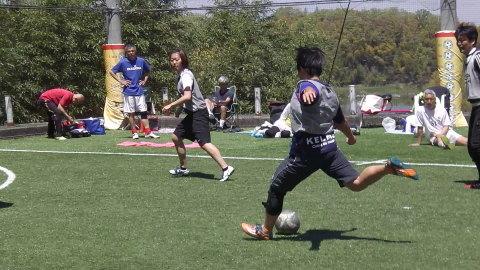 4/23(日) 第4回シニアフットサル at UNOフットボールファーム_a0059812_10461409.jpg
