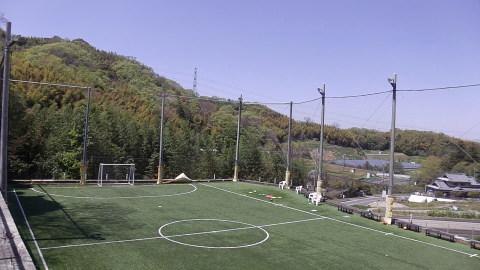 4/23(日) 第4回シニアフットサル at UNOフットボールファーム_a0059812_10462448.jpg
